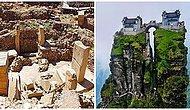 Aralarında Türkiye de Var! UNESCO'nun 2019'da Dünya Mirası Listesine Eklediği En Yeni Yerler