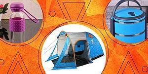 Ne Zamandır Planladığınız Kamp İçin Hazır Olun Çünkü Kamp İçin İhtiyacınız Olan Her Şey Hazır!