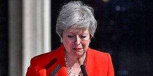 Gözyaşlarını Tutamadı: İngiltere Başbakanı Theresa May, 7 Haziran'da Görevi Bırakıyor