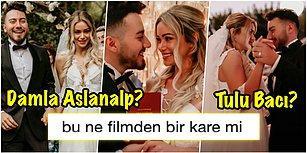 Bu Düğün Hayal mi Gerçek mi? Enes Batur ve Tulu Bacı'nın Evliliğini Neredeyse Kimse İnandırıcı Bulmadı!