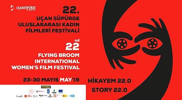 2. Bu sene 22.'si düzenlenen Uçan Süpürge Film Festivali'ne tarihinde ilk defa Ankara Büyükşehir Belediyesi sponsor oldu.
