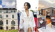 Kıskanmaktan Bir Hâl Olduk! Rihanna'nın Haftalık Kirası 123 Bin TL Olan Londra'daki Yedi Yatak Odalı Malikanesi