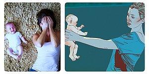 Her Annenin Az veya Çok Yaşadığı Doğum Sonrası Yaşanan En Zor Dönemlerden Biri: Postpartum Depresyonu Nedir?
