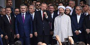 'İki Üniversite Bitirdim Ama İşsizim' Diyen Kadına Erdoğan'ın Yanıtı: 'Kocan Ne Yapıyor?'