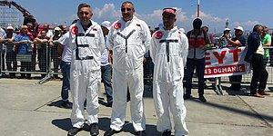 EYT'liler İstanbul'da Buluştu: 'Edirne'den Kars'a, Jüpiter'den Mars'a, Eğer Adalet Varsa Çıksın Artık Bu Yasa'
