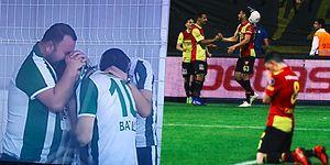 Ligde Kalma Yarışı Nefes Kesti! Göztepe Kaldı Bursaspor ve BB Erzurumspor Düştü
