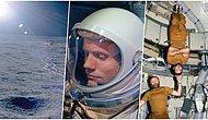 Ay'da İlk İnsan: Neil Armstrong'un Ay'daki İlk Adımının 50. Yıl Dönümünü Uzay Fotoğraflarıyla Kutluyoruz