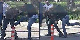 Linç Ediliyordu: Üniversite Kampüsünde Genç Kızın Fotoğrafını Çeken Adam Serbest Bırakıldı