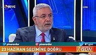 Erdoğan'ın Talimat Verdiği İddia Edilmişti: Metiner 'İmamoğlu' Diyecekti, 'CHP Adayı' Diye Düzeltti