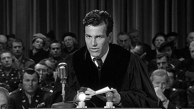 7. Nürenberg Duruşması (1961) Judgment at Nuremberg