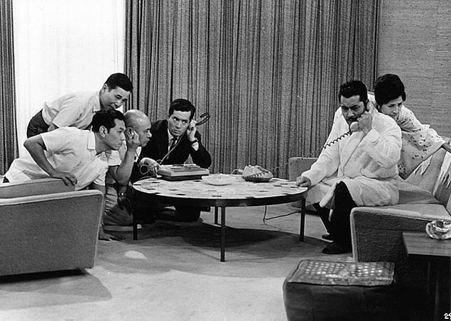 3. Tengoku to Jigoku (1963)