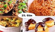 Akşam İftara Ne Pişirsem?' Diye Düşünmeyin! Ramazan'ın 25. Günü İçin İftar Menüsü Önerisi