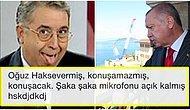 """Mikrofonu Açık Kalan Oğuz Haksever'in """"Canına Okumuşsun Adanın"""" Sözleri Sosyal Medyanın Diline Düştü!"""
