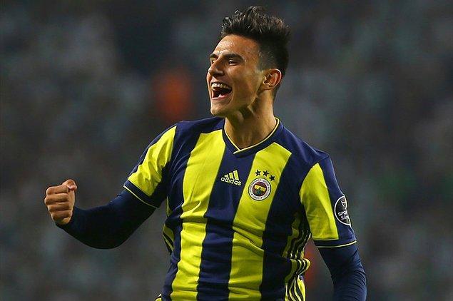 19. Eljif Elmas / Fenerbahçe ➡️ Milan, Fiorentina