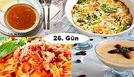 'Akşam İftara Ne Pişirsem?' Diye Düşünmeyin! Ramazan'ın 26. Günü İçin İftar Menüsü Önerisi