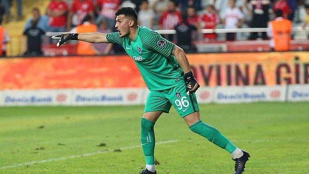 6. Uğurcan Çakır / Trabzonspor ➡️ Liverpool