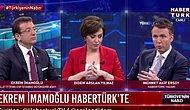 Soruyu Soran Gazeteci Ersoy da 'Çarpıtma Var' Dedi: 'İmamoğlu'nun Çağrısı Erdoğan'a'