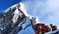 Dünyanın Zirvesi Everest'te Dağcı Ölümleri Rekor Seviyede: 'İnsanlar Cesetleri Çiğneyerek Tırmanıyor'
