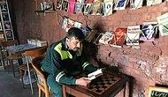 Çankaya'da Temizlik İşçilerinin Muhteşem Dönüşüm Öyküsü: Çöpe Atılan Kitaplardan Gezici Kütüphane, Enstrümanlardan Müzik Grubu