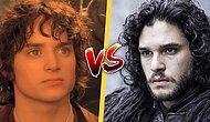 Jon Snow mu Frodo mu? Fantastik Dünyalar Meydana İniyor, Yüzüklerin Efendisi ve Taht Oyunları Kapışıyor!