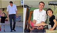 Yanlış Tedavi Yüzünden 13 Günlükken Bacağı Kesilen Kızı İçin 150 Liraya Düzenek Yapan ve Yürümeyi Öğreten Süper Baba