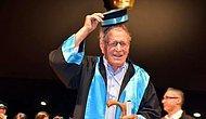 75 Yaşındaki Şevki Amca 4 Yıllık Üniversiteyi 3 Yılda Tamamladı: 'Hedefim Yüksek Lisans'