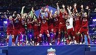 Tottenham'ı Mağlup Eden Liverpool Avrupa'nın En Büyük Kupasını 6. Defa Müzesine Götürdü!