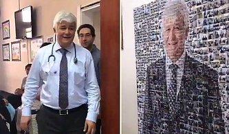 Cerrahpaşalı Stajyer Doktorlardan Hocalarına Muhteşem Doğum Günü Sürprizi