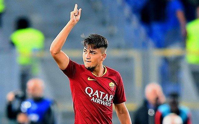 Premier Lig ekiplerinden Everton, Roma forması giyen milli oyuncu Cengiz Ünder'in peşine düştü.
