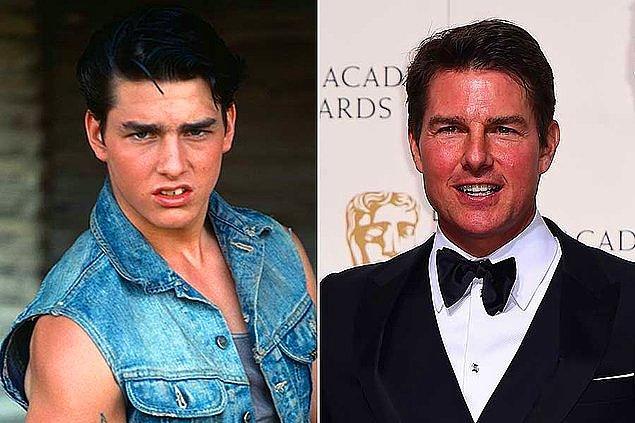 19. Tom Cruise, hala on binlerce kişiye umut ışığı olmaya devam ediyor...
