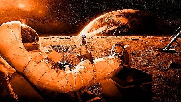 Neyse ki, deney işe yaradı ve araştırmacılar, Mars gibi yerlere uzun vadeli seyahatler için hayati öneme sahip yeni bir oksijen üretme yöntemi bulmuş oldular.