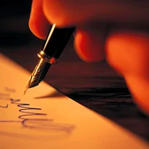 Yazarken ya da okurken