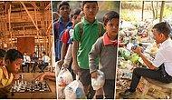 Her Şey Para Değil! Öğrencilerinden Okul Ücreti Almak Yerine Her Gün Bir Poşet Plastik Getirmelerini Talep Eden Okul