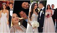 Onlar Erdi Muradına... Amine Gülşe ve Mesut Özil Ünlülerin Akın Ettiği Görkemli Bir Düğünle Dünyaevine Girdi!