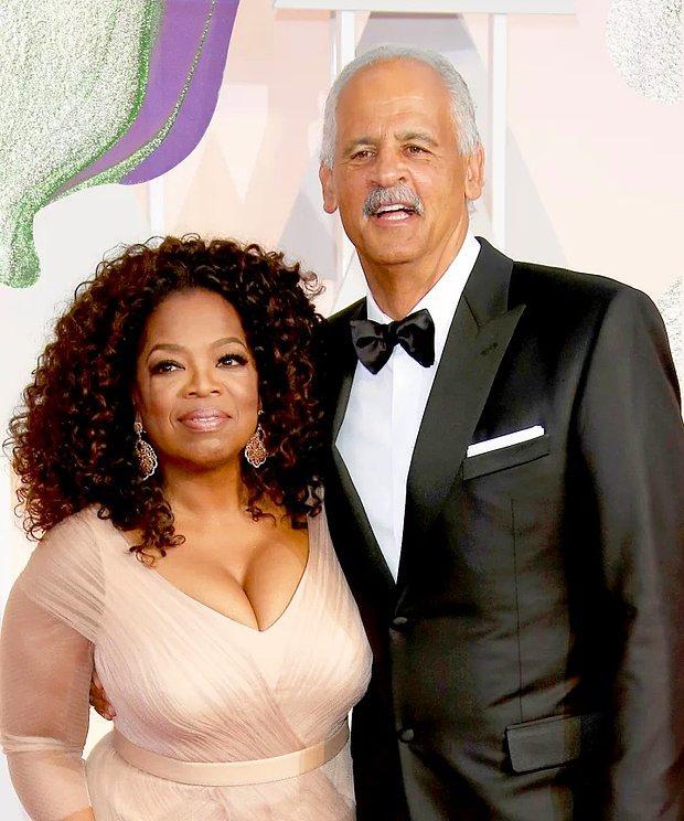 Oprah Winfrey-Stedman Graham