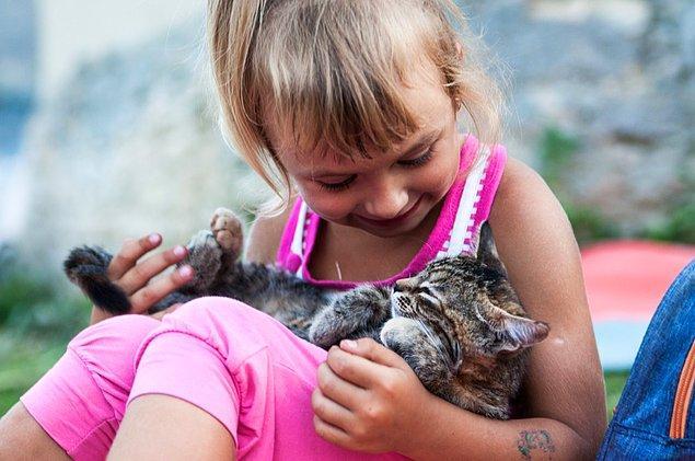 En iyi arkadaşlar birbirlerini anlar ve onlar için kelimeler gerekmez.