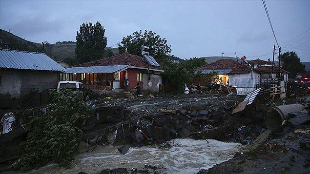 Çankaya'da evinin önündeki sele kapılan Ayşe Arslan hayatını kaybetti