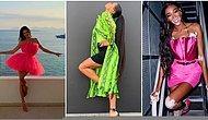 Gelsin Like'lar! Birçok Ünlünün Tatil Fotoğraflarında Kullandığı Yeni Trend Flamingo Pozu