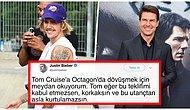 Bahisleri Açıyoruz! Çılgınlıklarıyla Gündemden Düşmeyen Justin Bieber, Tom Cruise'a Kafes Dövüşü Teklif Etti