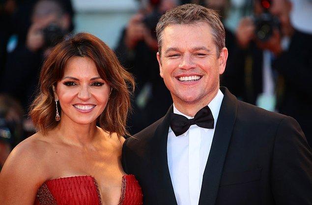 17. Matt Damon