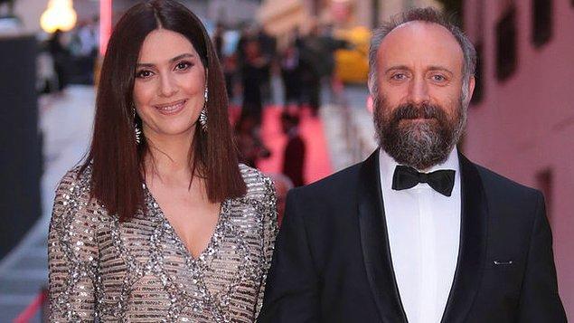 Bu boşanmanın ardından Halit Ergenç, kendisi gibi oyuncu olan Bergüzar Korel ile aşk yaşamaya başlamıştı.