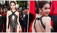 Cannes Film Festivali'nde Giydiği Kıyafetin Açık Olduğunu Düşünen Vietnam, Modelleri Ngoc Trinh'e Soruşturma Açtı