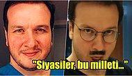 Ali İhsan Yavuz Taklidiyle Herkesi Güldüren Şahan Gökbakar'dan Bu Kez Siyasilere Çok Sert Bir Tepki Geldi!