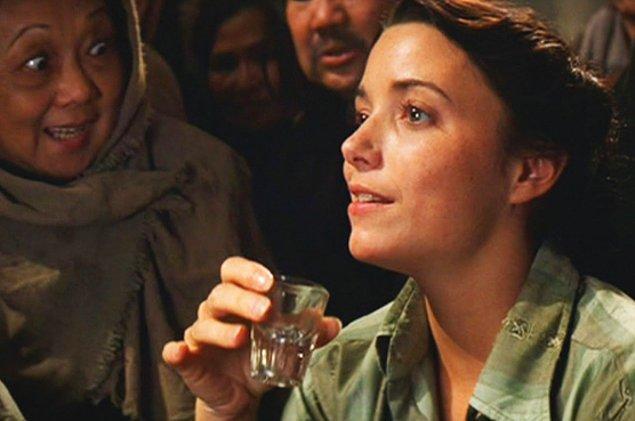 6. Sert içkiler regl döneminizi etkiler.