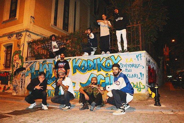 Ünlü rap grubu Kadıköy Acil üyeleri kimlerdir?