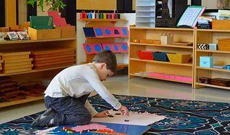Montessori Eğitim Metodu ve Etkinlikleri