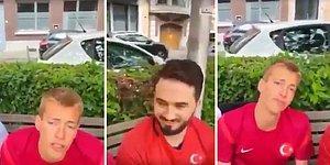 Emre Belözoğlu'na Fırça Uzatan Belçikalı, Türkiye Forması Giyerek Özür Diledi