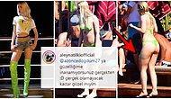 Aleyna Tilki'nin Bikinili Hâlleriyle Instagram'daki Fotoğrafları Arasındaki Dev Fark Photoshop Tartışmalarına Yol Açtı