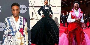 Büyüleyici Tarzıyla Erkek Modasının Sadece Siyah Smokinden Oluşmadığının Yürüyen Kanıtı: Billy Porter