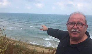 Prof. Dr. Şükrü Ersoy, Kilyos Sahilinde Canlı Olarak Denizlerin Gizli Tehlikesi 'Çeken Akıntı'yı Anlattı